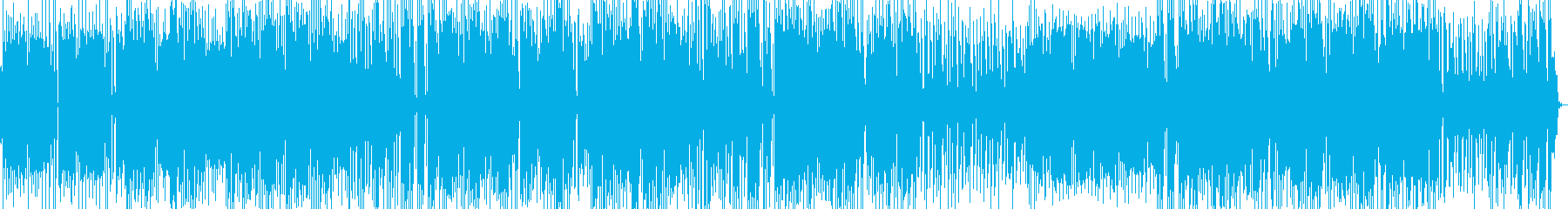 POPで可愛く明るいコミカルソング の再生済みの波形