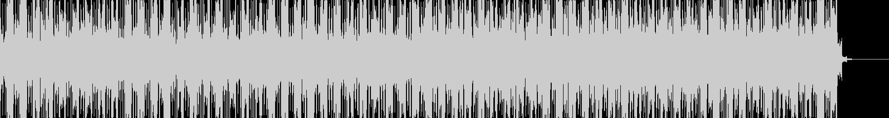 ノイジーでダークなアンビエントBGM8の未再生の波形