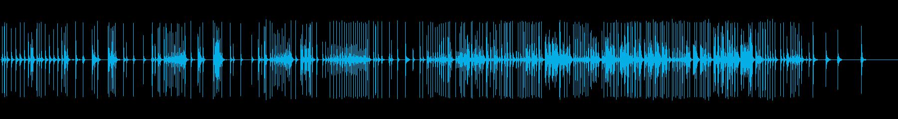 三味線126小鍛冶6合~火加減稲荷山小狐の再生済みの波形