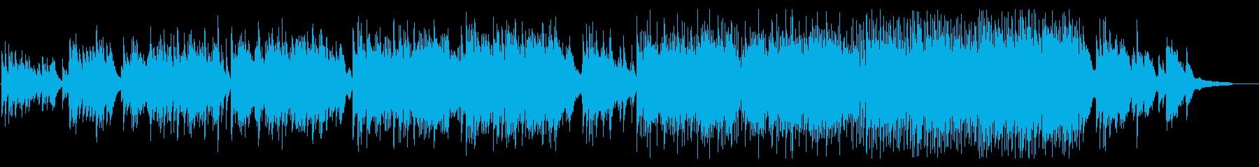 感動的なピアノ曲 結婚式手紙シーンなどにの再生済みの波形
