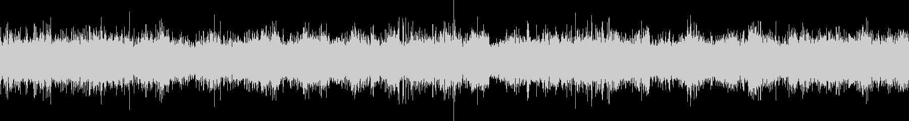 ループ再生可能!ラジオノイズ・ザーの未再生の波形