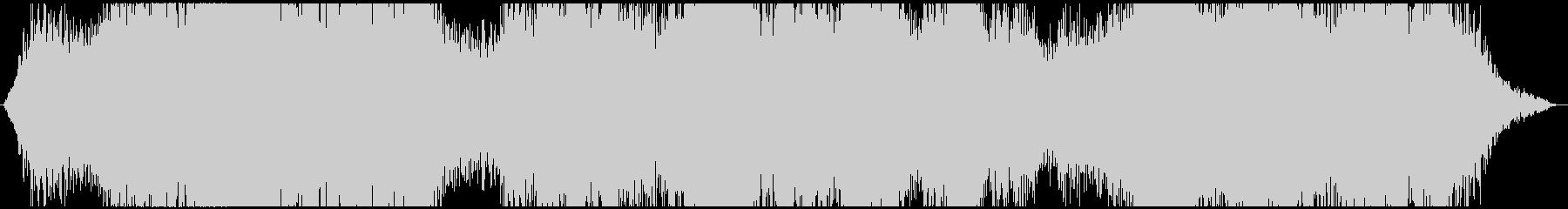 ドローン ムービングエアロー01の未再生の波形