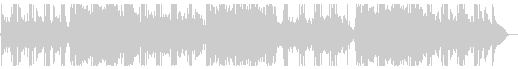 チャントの声がエモいコーポレート系の未再生の波形
