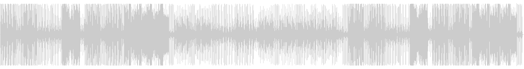 YouTube トロンボーン・軽快の未再生の波形