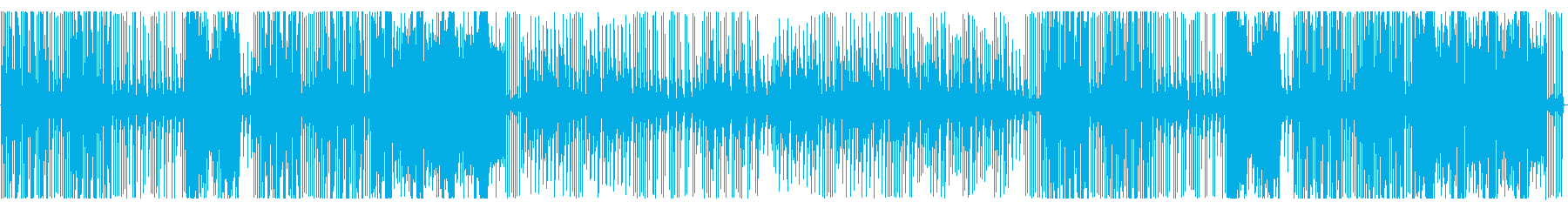 YouTube トロンボーン・軽快の再生済みの波形