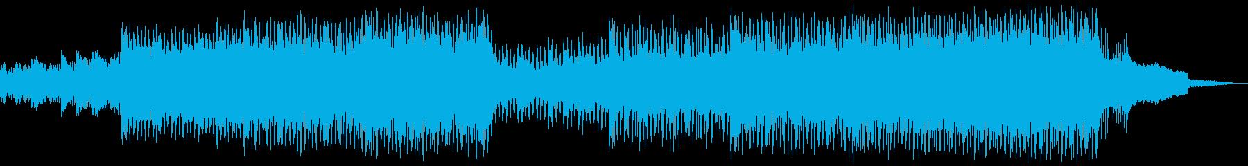 現代的 交響曲 ほのぼの 幸せ お...の再生済みの波形
