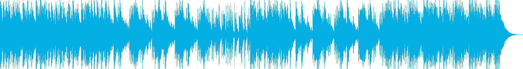 日本伝統音楽4(三味線+和太鼓)の再生済みの波形