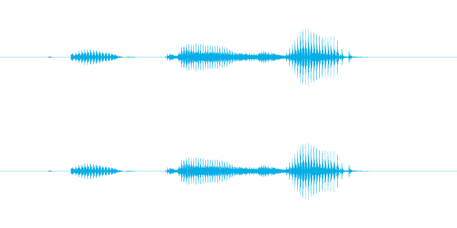 【星座】射手座の再生済みの波形