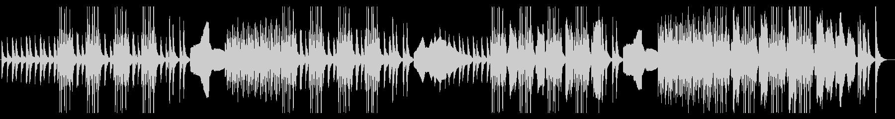 【劇伴】コメディータッチ_おとぼけの未再生の波形