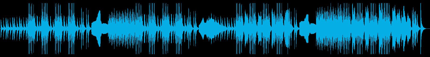 【劇伴】コメディータッチ_おとぼけの再生済みの波形