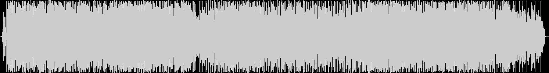 都会派オシャレ系さわやかなギターサウンドの未再生の波形