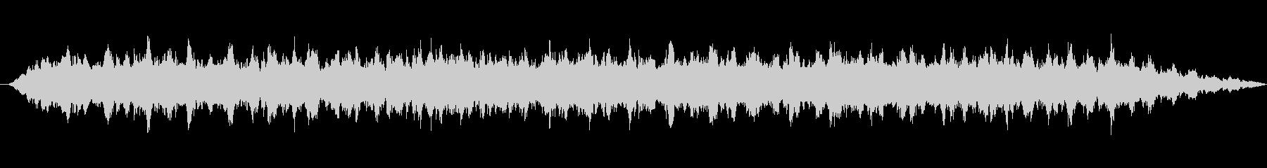 アラームカオス複数のアラーム。マル...の未再生の波形