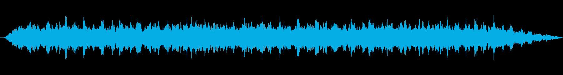 アラームカオス複数のアラーム。マル...の再生済みの波形