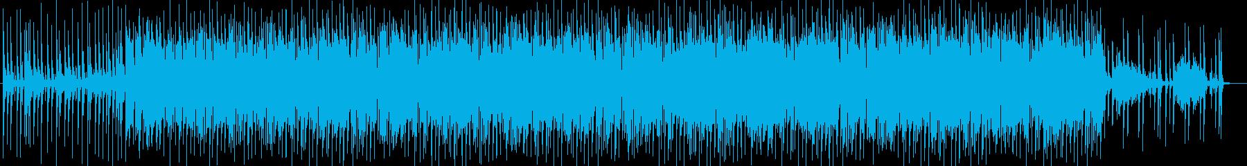 気持ち良いサーフロックの再生済みの波形