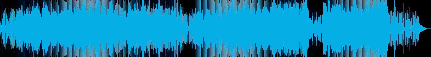 ლ(╹◡╹ლ)晴れ舞台に合うテクノ☆の再生済みの波形