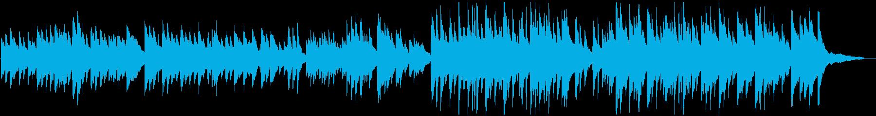 風景・ドキュメンタリ・CM 懐しいピアノの再生済みの波形