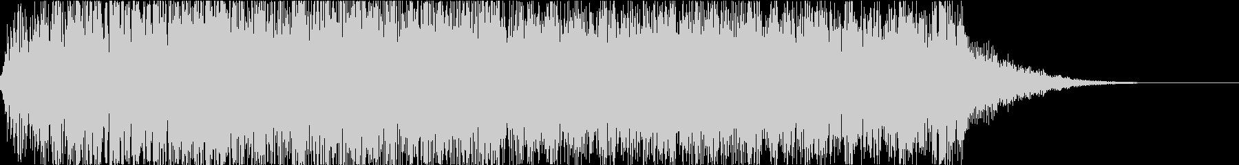 怪物・モンスターの鳴き声・ゲーム・映画cの未再生の波形