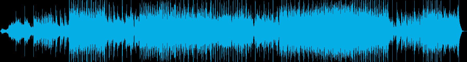 奇妙なイントロ、神秘的な1分。そし...の再生済みの波形