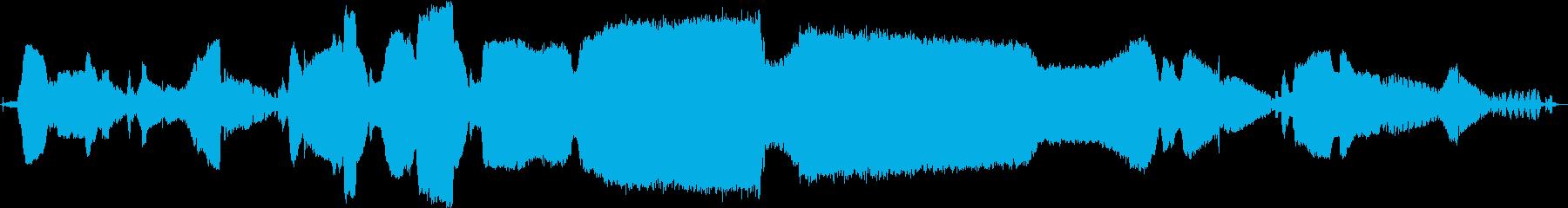 1932オースティン12サルーン:...の再生済みの波形