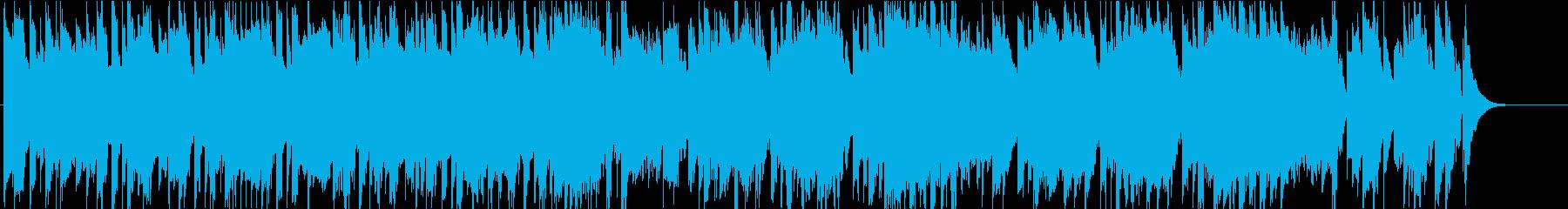 幻想的でドラマチックな夜に合うBGMの再生済みの波形