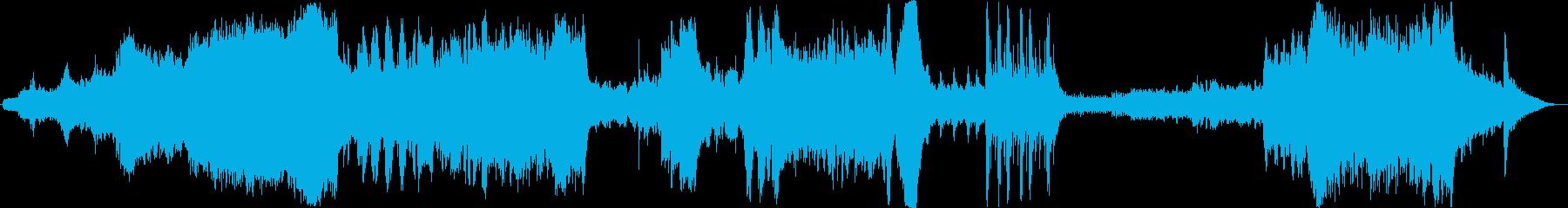 気球旅行記-海峡を越えて〜ドーバー海峡〜の再生済みの波形