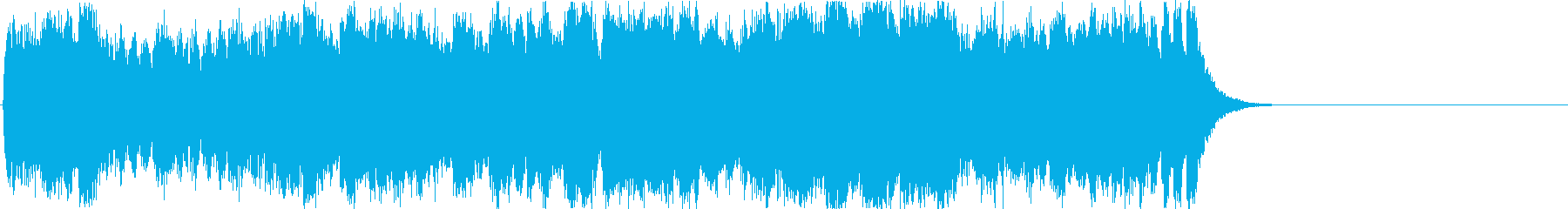 """""""星""""スペクタクルハリウッド30s-B4の再生済みの波形"""