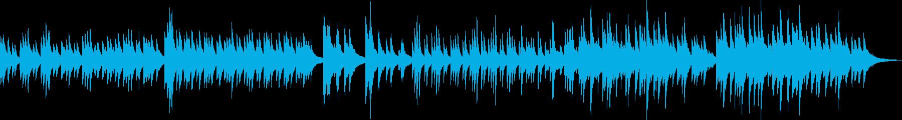 仲直りの曲(ピアノ・優しい・感動)の再生済みの波形