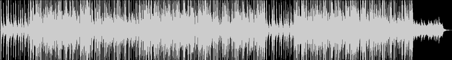 1970年代のスタイルのスムースジャズの未再生の波形