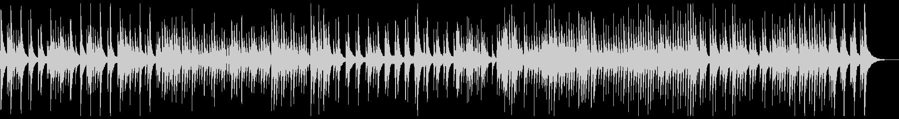 メンデルスゾーン「春の歌」ウクレレカバーの未再生の波形