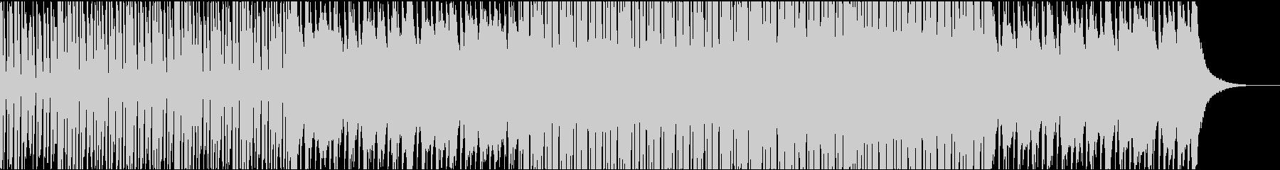 ピアノやシンセで魅せる軽やかなインストの未再生の波形