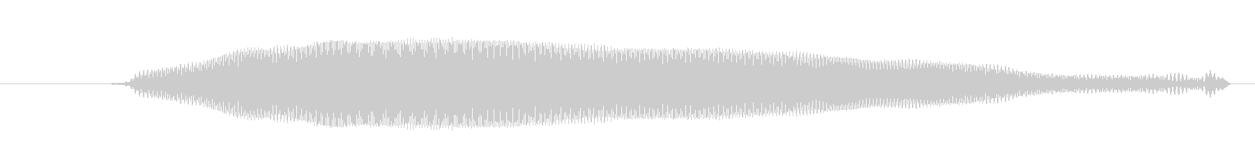 鳴き声 リトルガールドリーミー01の未再生の波形