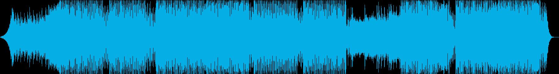 ディープ・ハウス。オリエンタル。 ...の再生済みの波形