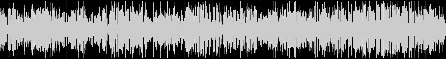 レトロフューチャーフュージョン※ループ版の未再生の波形