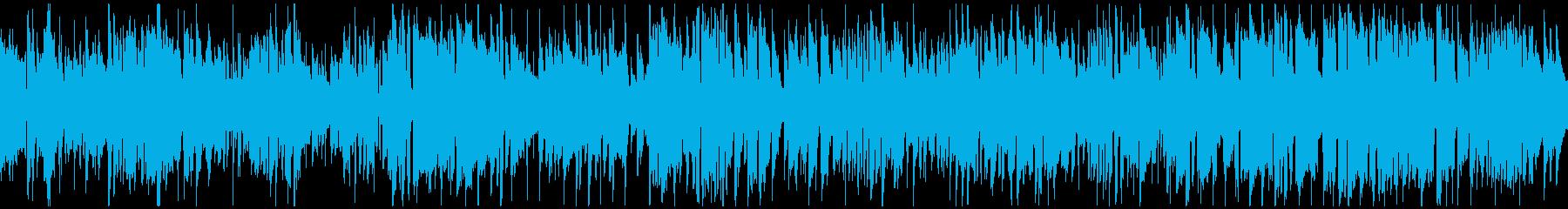 レトロフューチャーフュージョン※ループ版の再生済みの波形