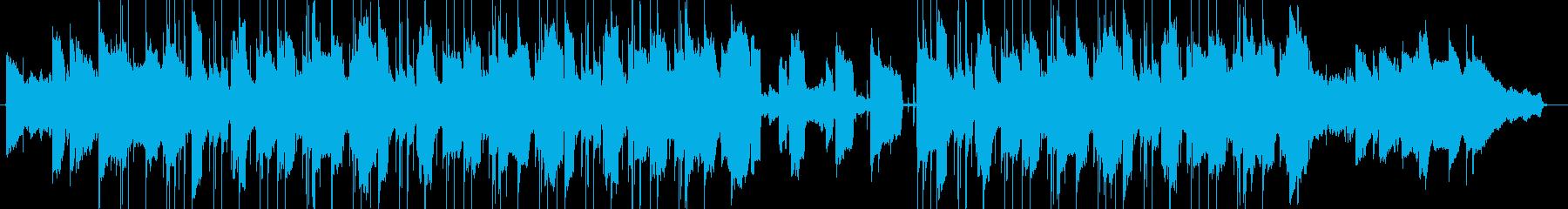 lofi風しっとりとしたピアノBGM2の再生済みの波形
