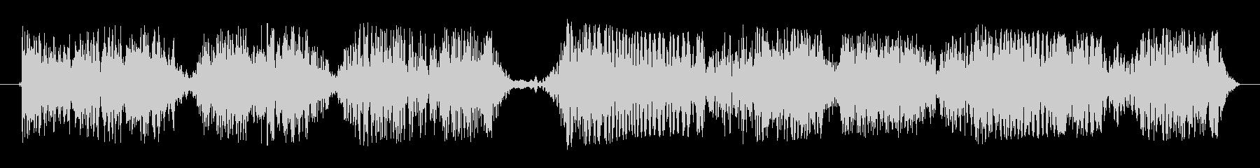 断続的な静的干渉スワイプ8の未再生の波形