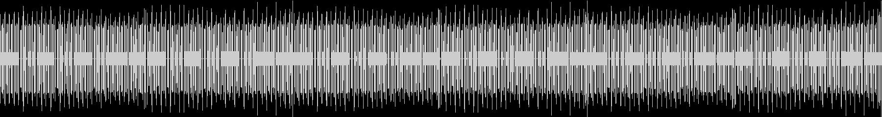 ファミコン風アクションRPGボスのテーマの未再生の波形