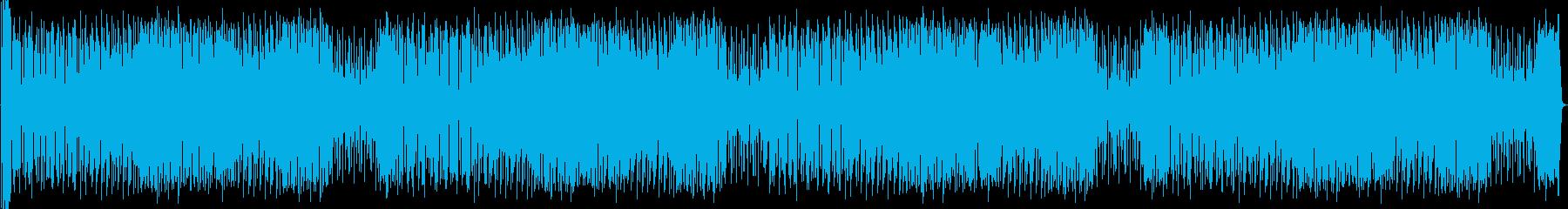 レトロな60年代のサウンドトラック...の再生済みの波形