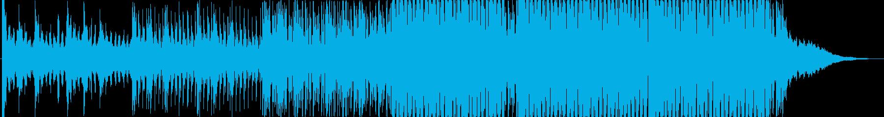 法人 アクション 技術的な ハイテ...の再生済みの波形