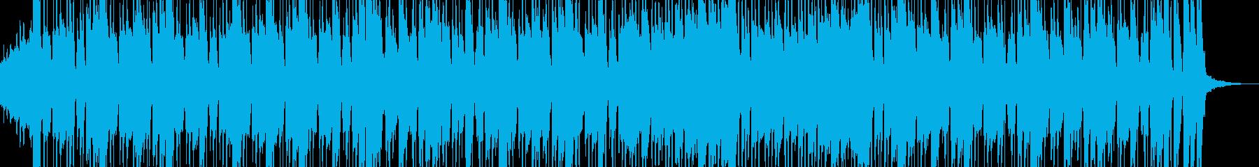 「オースティンパワーズ」スタイルの...の再生済みの波形