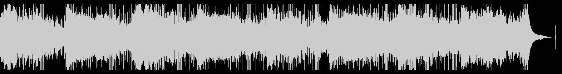 シネマティックなテクスチャーIDMの未再生の波形