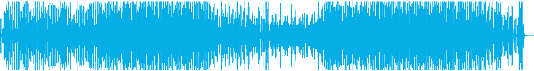 The cuteness of a boy who is crazy about what he likes's reproduced waveform