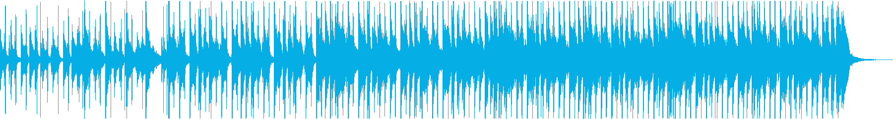 Happy Funny Joyful Fork's reproduced waveform