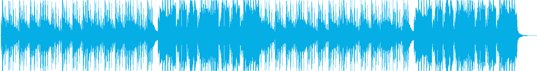 家具・モダン HipHopの再生済みの波形