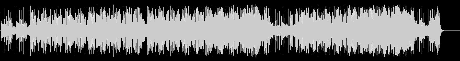 ブレックファーストタイムイメージの未再生の波形