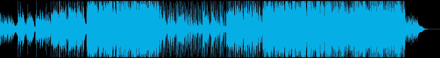 洋楽女性ボーカル/切ない・哀愁・おしゃれの再生済みの波形
