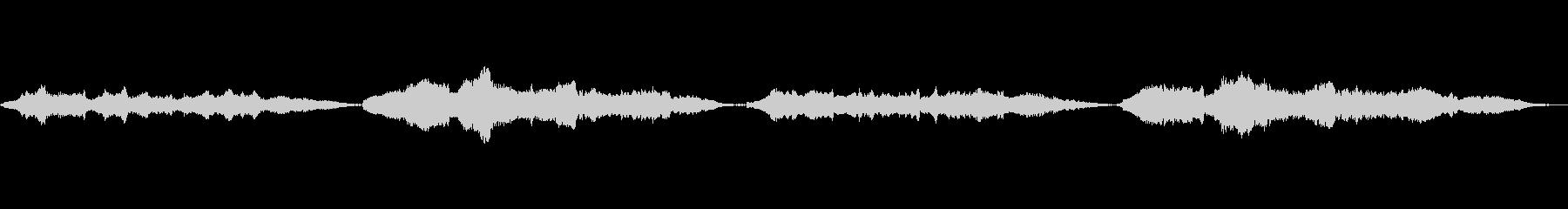 【生】しっとり切ない弦楽器とクラリネットの未再生の波形