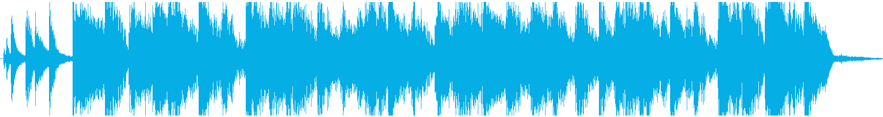 伝統的なクリスマスクラシックのクー...の再生済みの波形