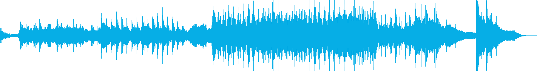 プログレッシブ 交響曲 未来 テク...の再生済みの波形