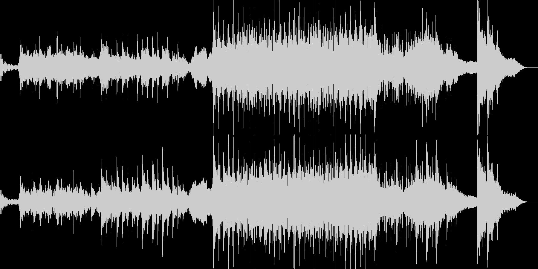 プログレッシブ 交響曲 未来 テク...の未再生の波形